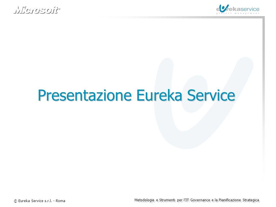 Presentazione Eureka Service