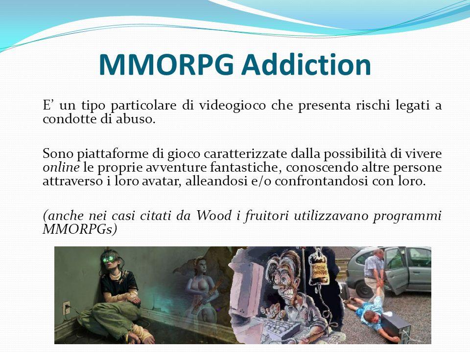 MMORPG Addiction