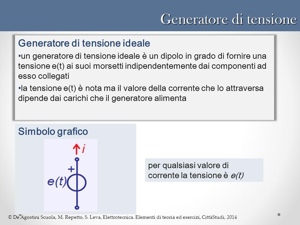 Generatore di tensione