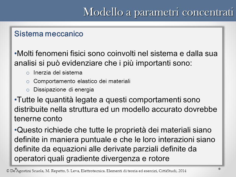 Modello a parametri concentrati