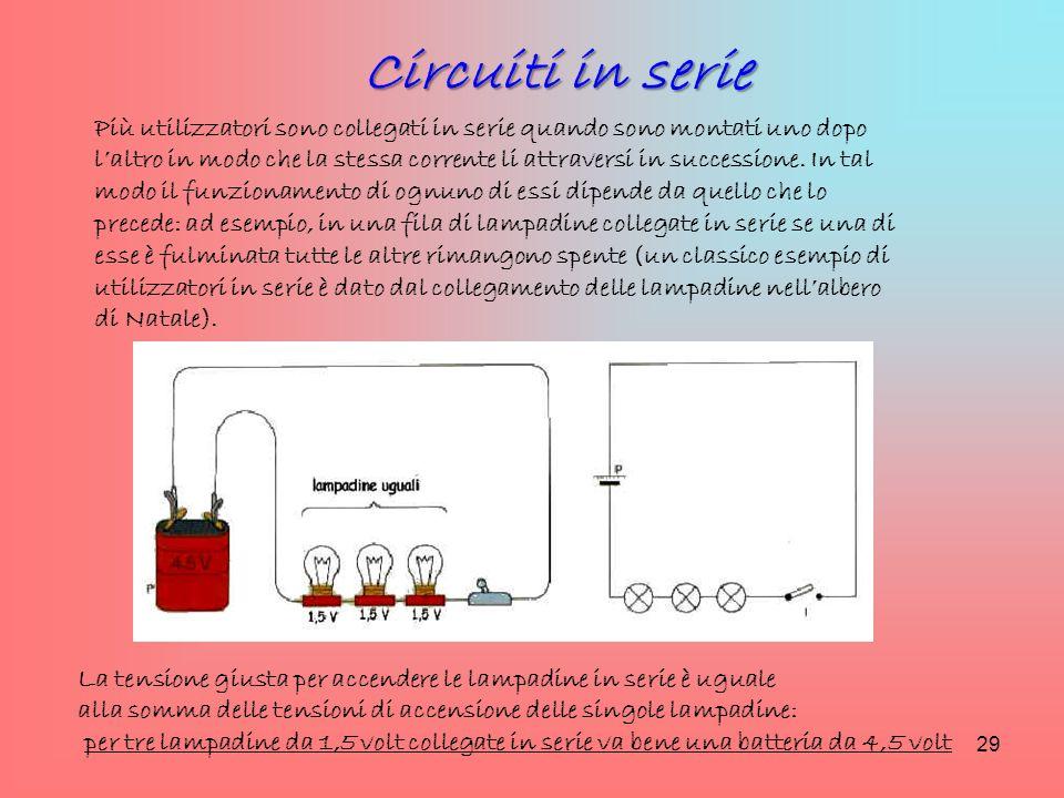 Circuiti in serie