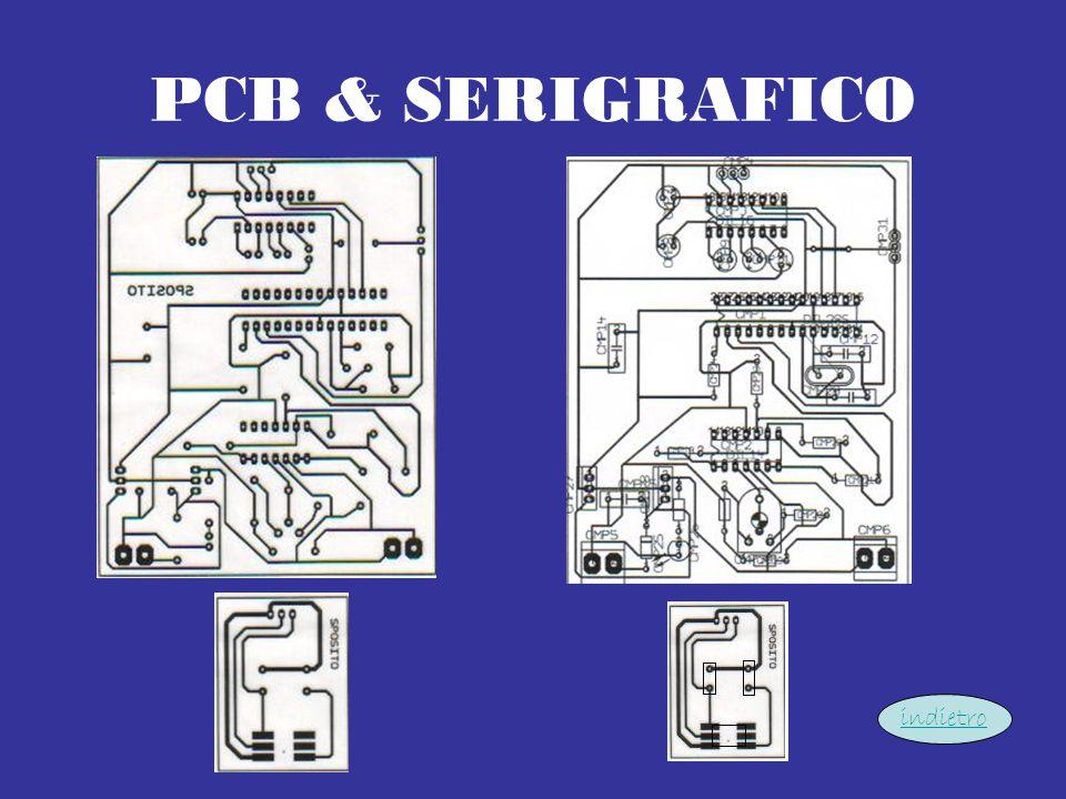 PCB & SERIGRAFICO indietro