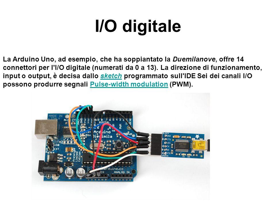 I/O digitale