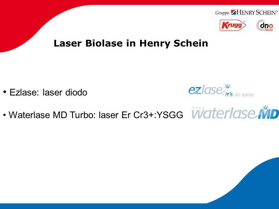 Ezlase: laser diodo Laser Biolase in Henry Schein