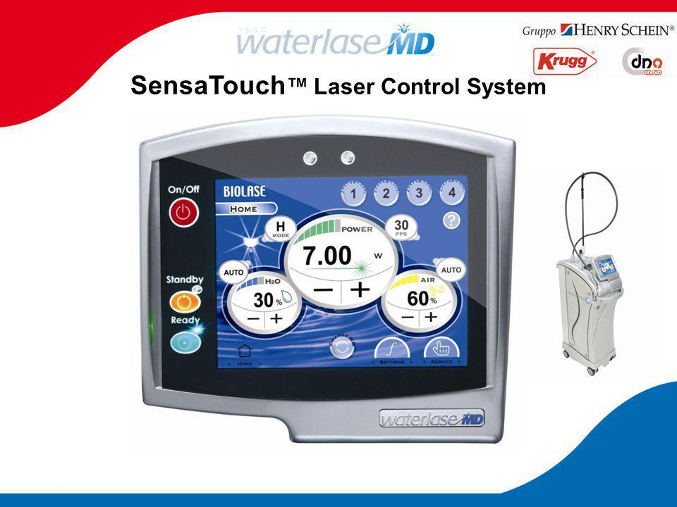 SensaTouch™ Laser Control System