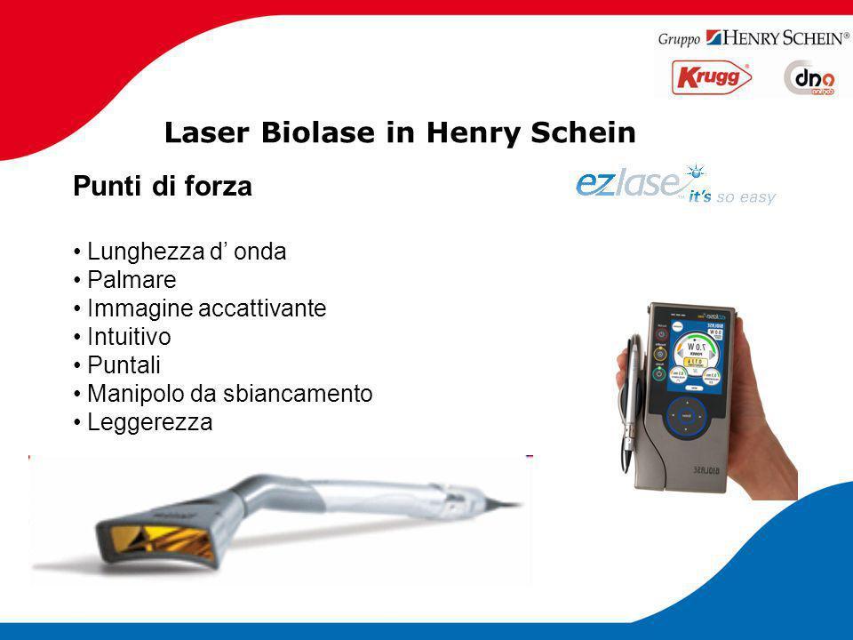 Laser Biolase in Henry Schein