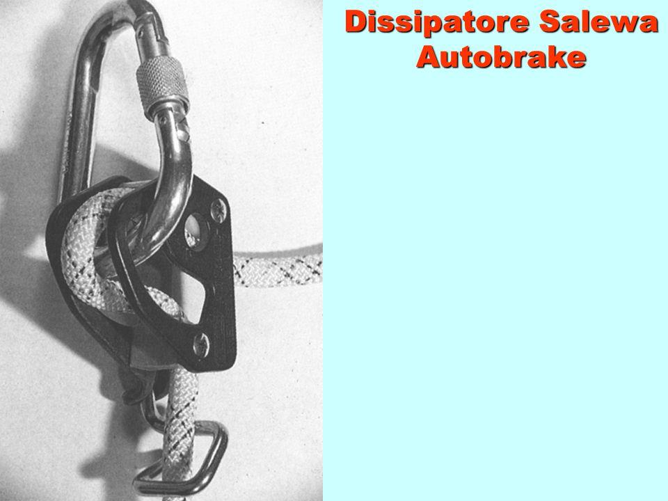 Dissipatore Salewa Autobrake