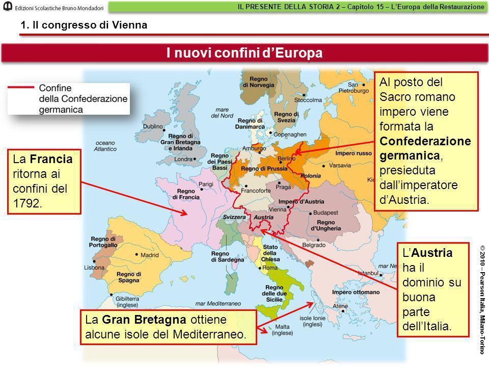 I nuovi confini d'Europa