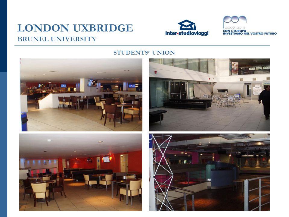 LONDON UXBRIDGE BRUNEL UNIVERSITY