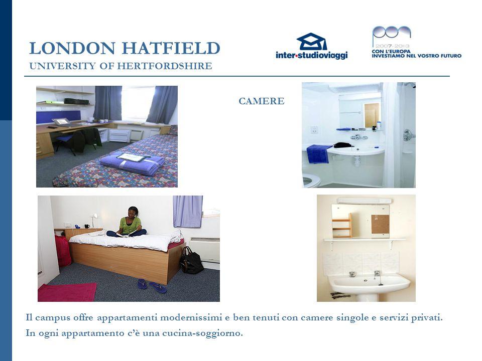 LONDON HATFIELD UNIVERSITY OF HERTFORDSHIRE