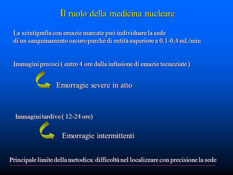 Il ruolo della medicina nucleare