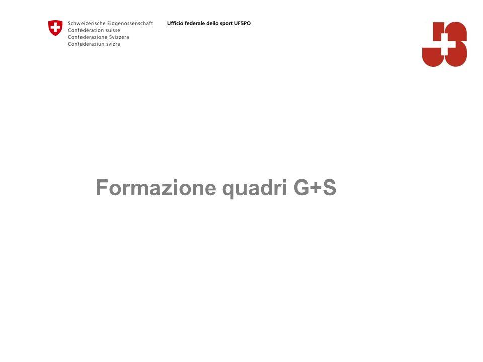 Formazione quadri G+S