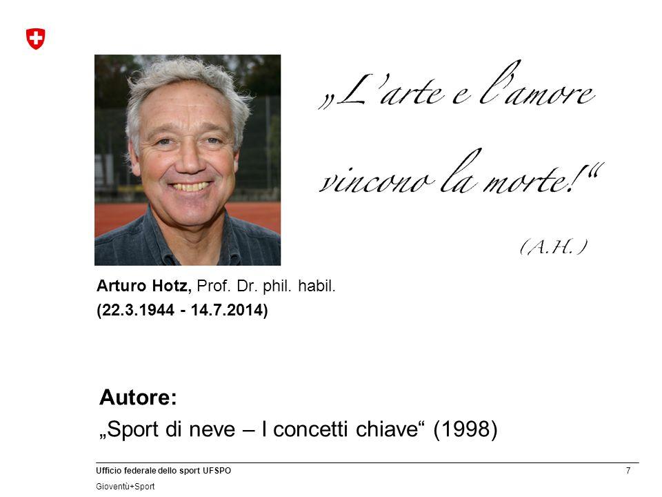 """Sport di neve – I concetti chiave (1998)"