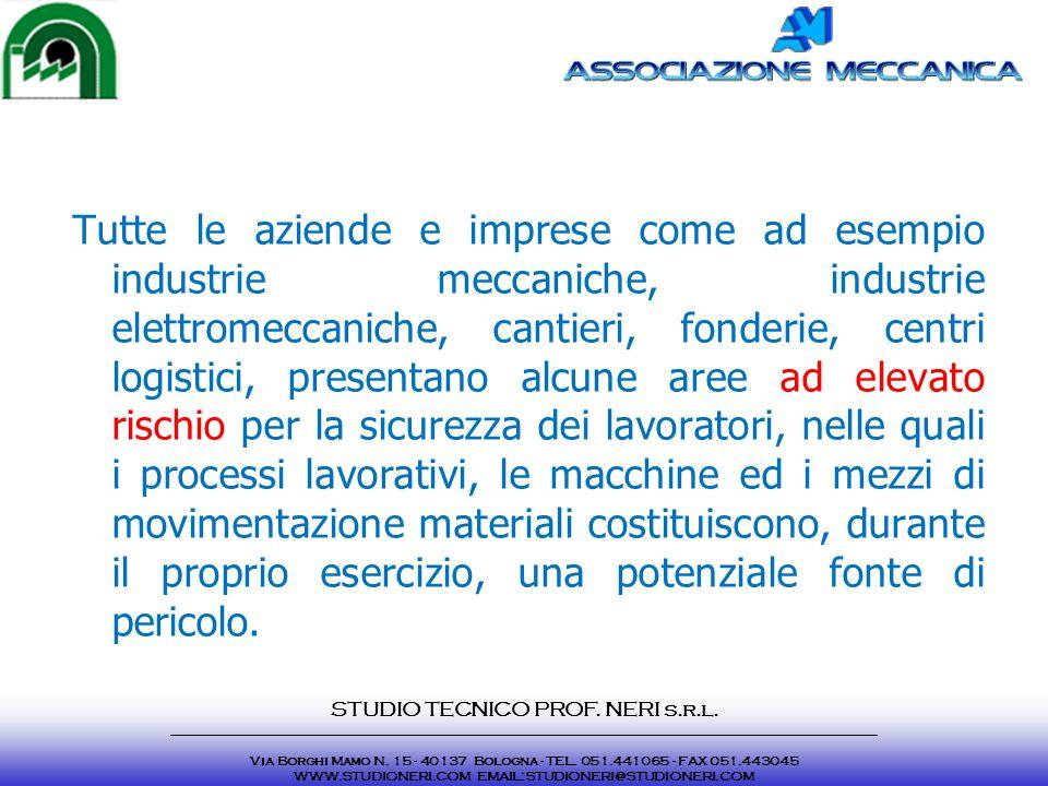 STUDIO TECNICO PROF. NERI s.r.l.