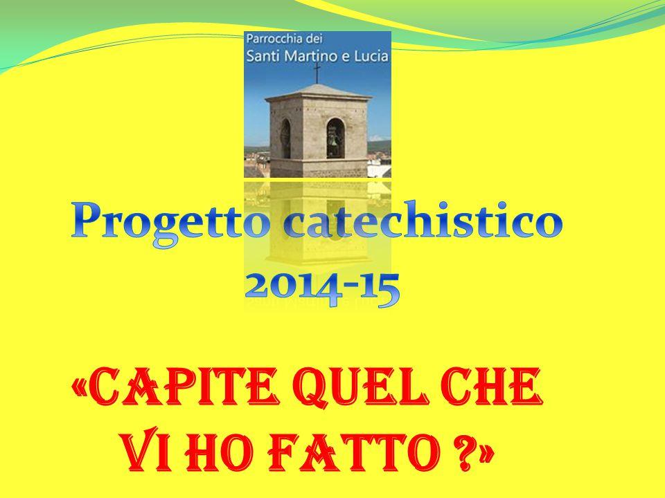 Progetto catechistico