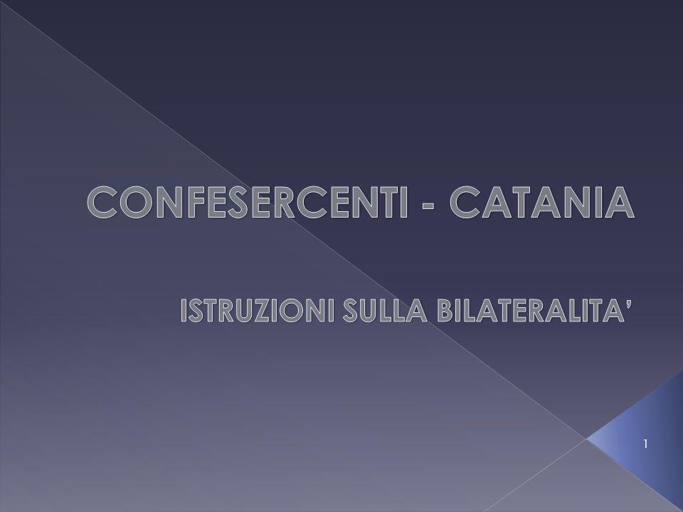 CONFESERCENTI - CATANIA