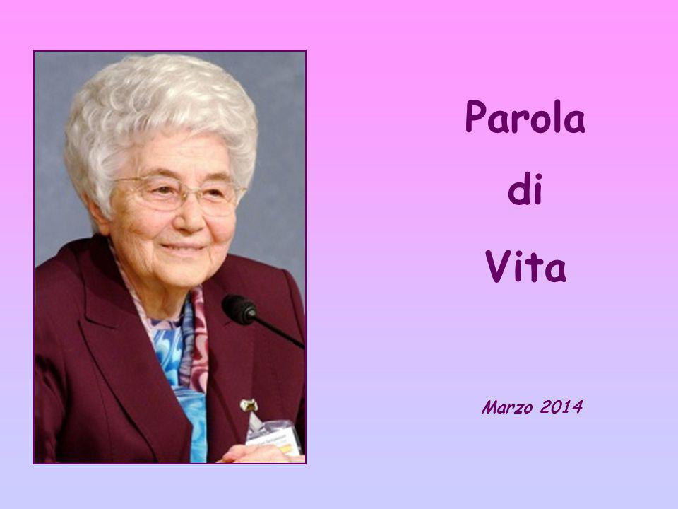 Parola di Vita Marzo 2014
