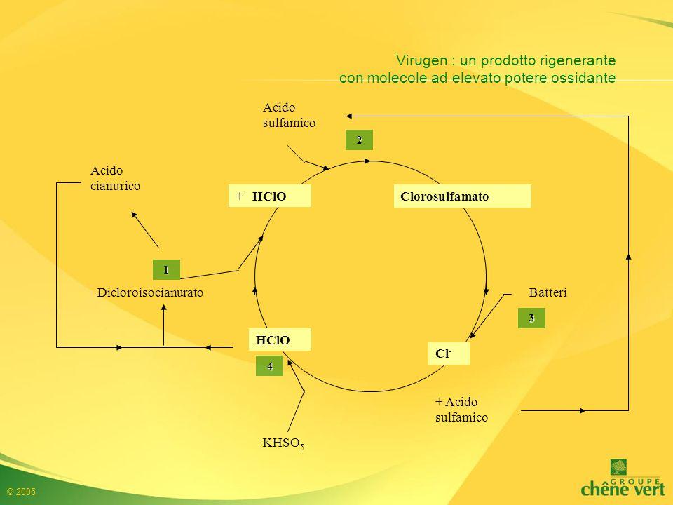 Virugen : un prodotto rigenerante con molecole ad elevato potere ossidante