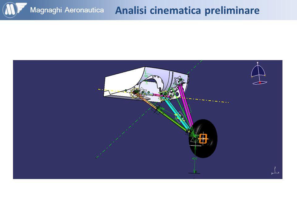 Analisi cinematica preliminare