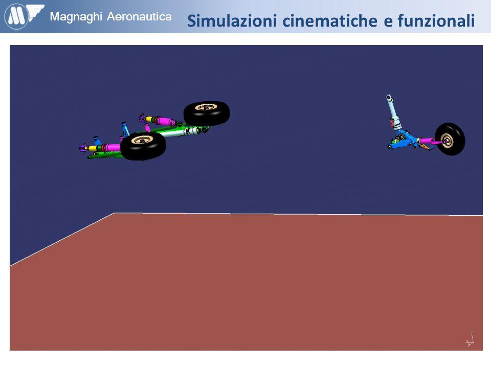 Simulazioni cinematiche e funzionali