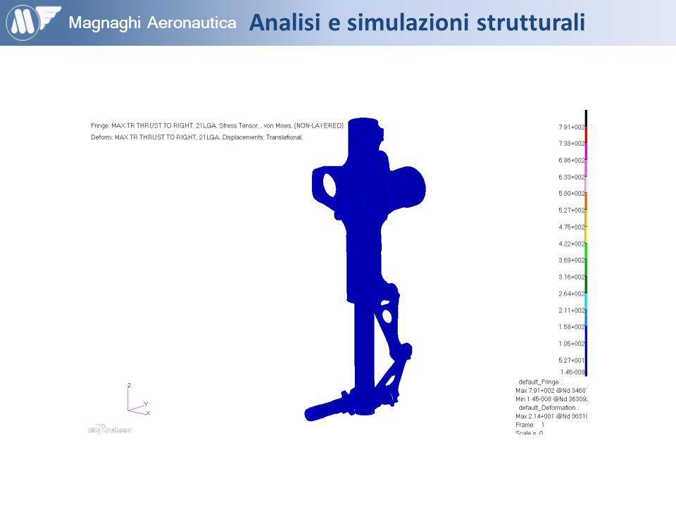 Analisi e simulazioni strutturali