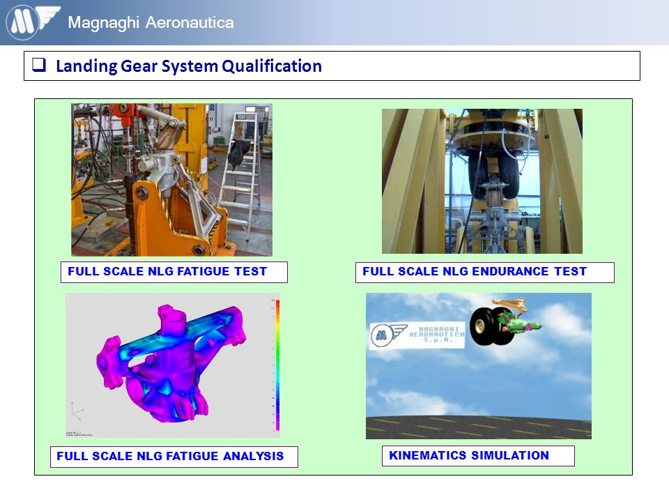 Landing Gear System Qualification