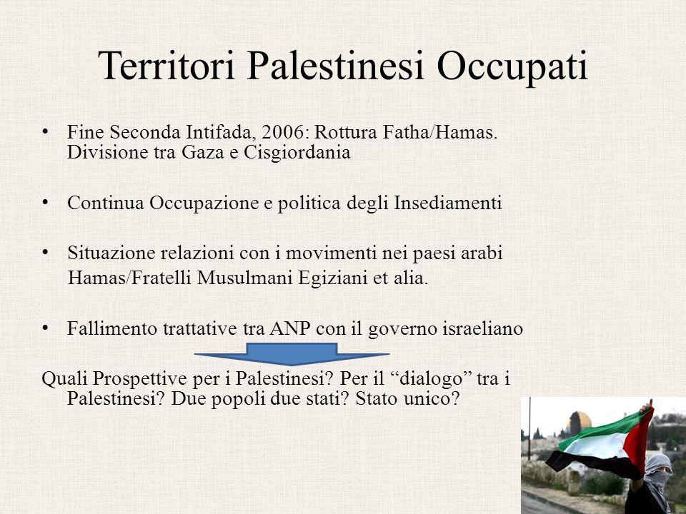Territori Palestinesi Occupati