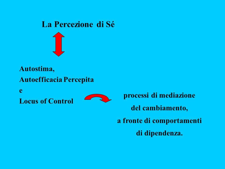 processi di mediazione a fronte di comportamenti