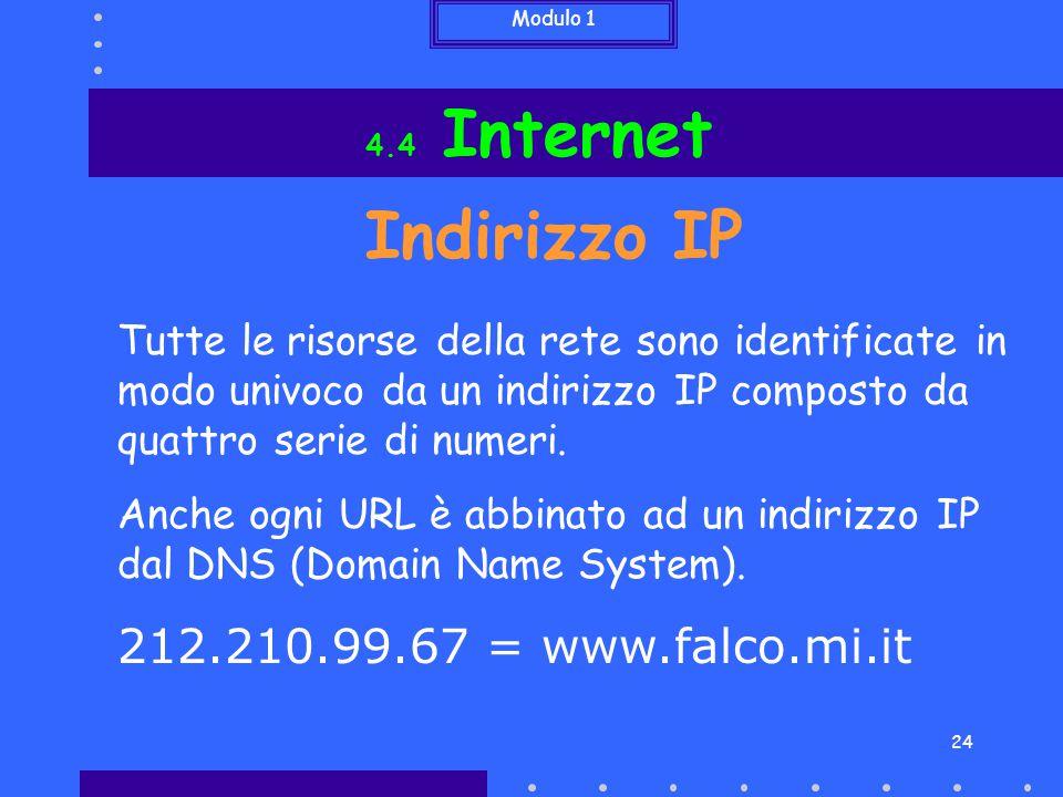 Indirizzo IP 212.210.99.67 = www.falco.mi.it
