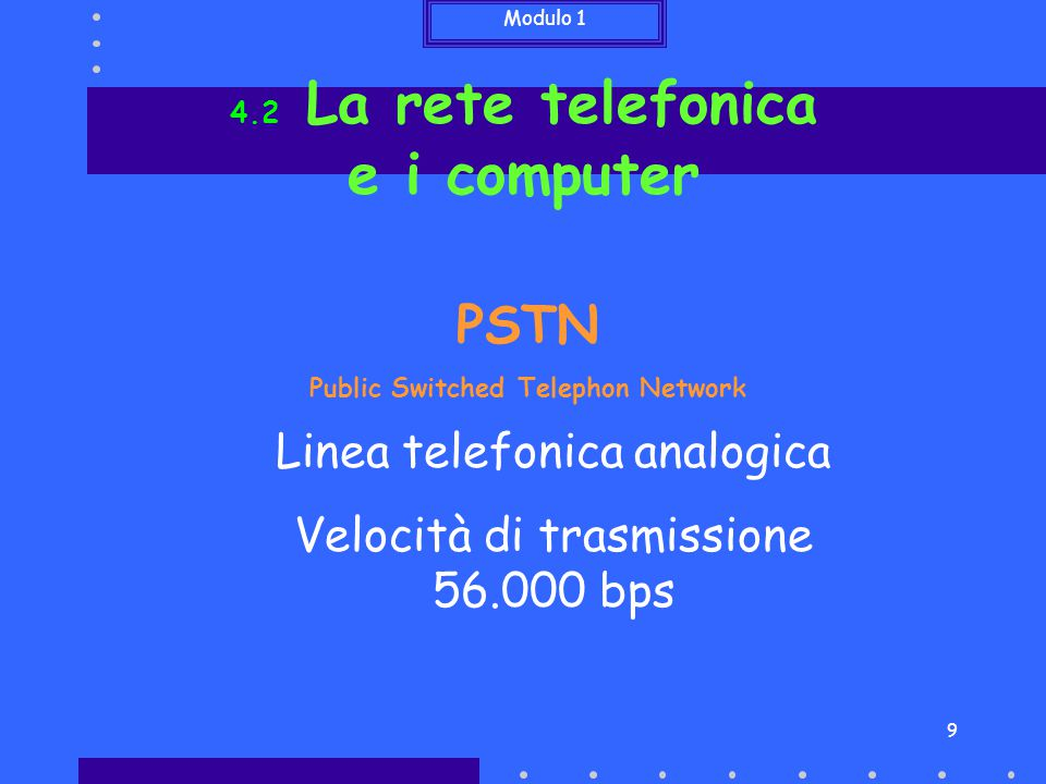Public Switched Telephon Network
