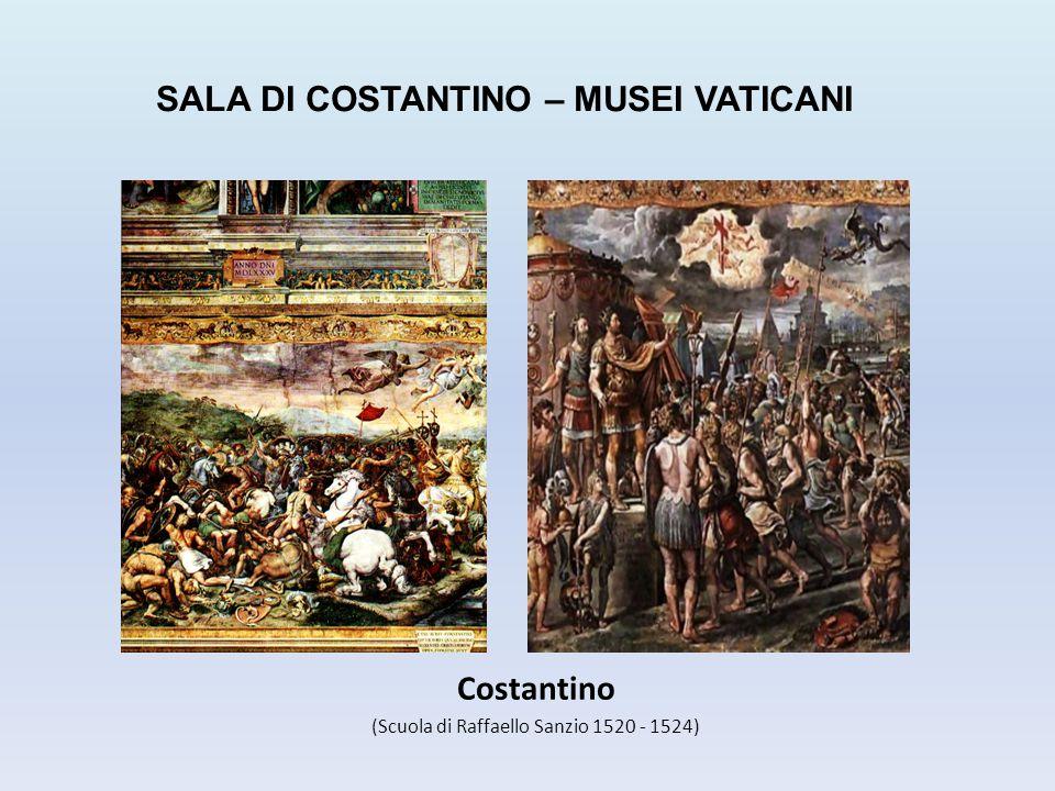(Scuola di Raffaello Sanzio 1520 - 1524)