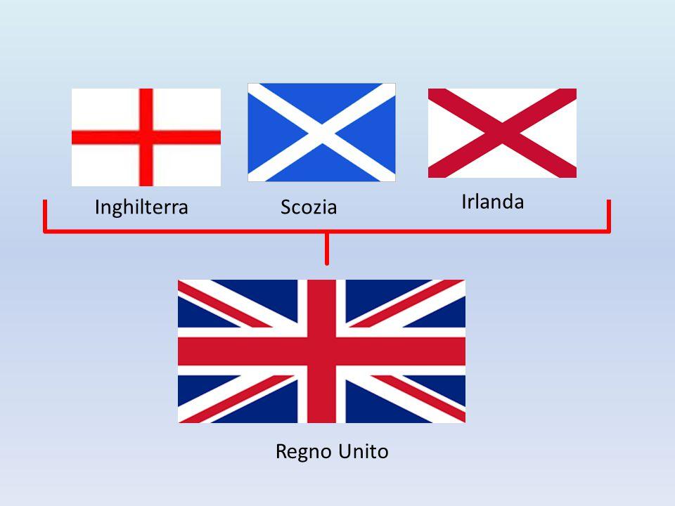 Irlanda Inghilterra Scozia Regno Unito
