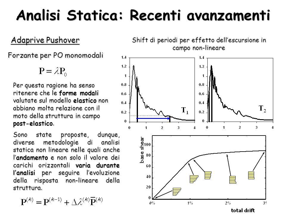 Analisi Statica: Recenti avanzamenti