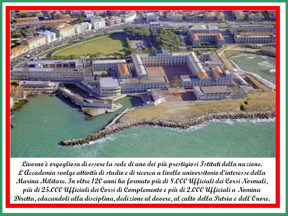 Livorno è orgogliosa di essere la sede di uno dei più prestigiosi Istituti della nazione.