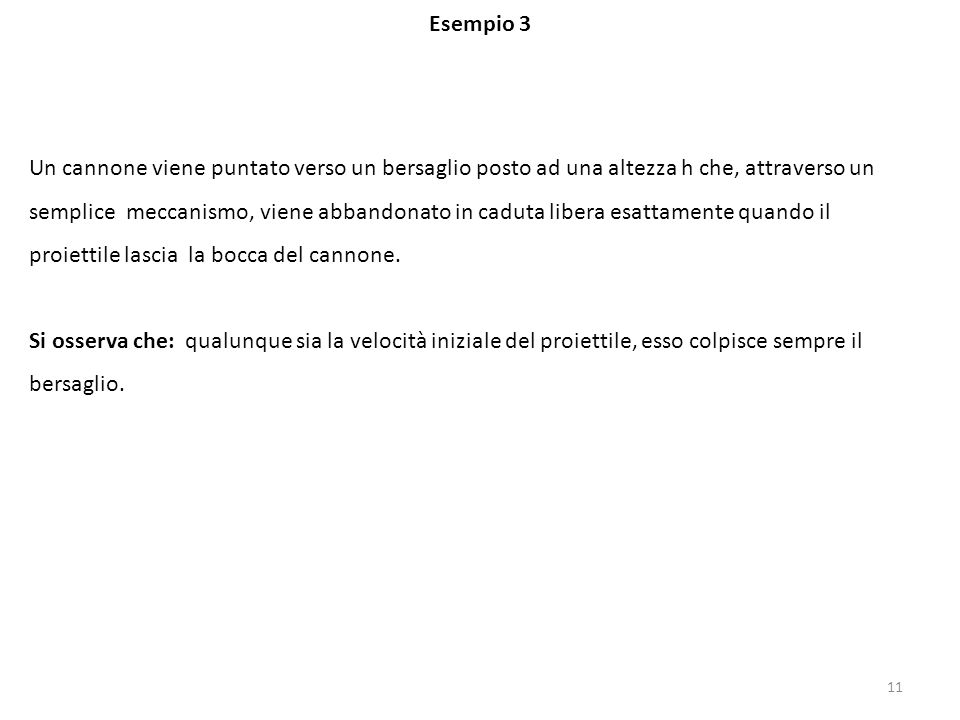 Esempio 3