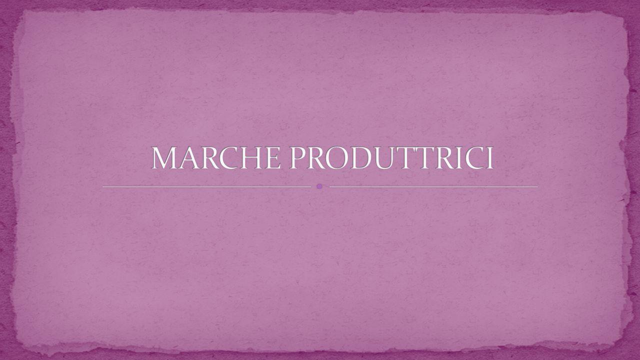 MARCHE PRODUTTRICI