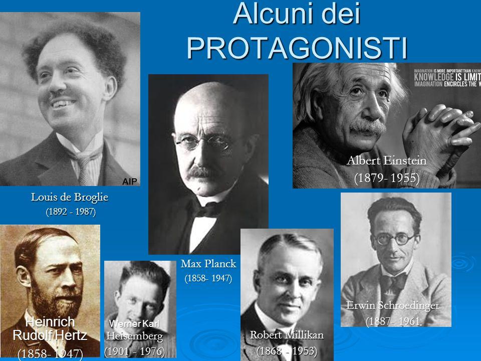Alcuni dei PROTAGONISTI