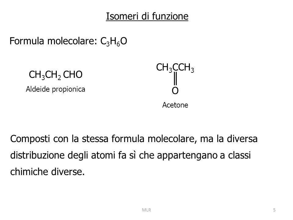 Formula molecolare: C3H6O