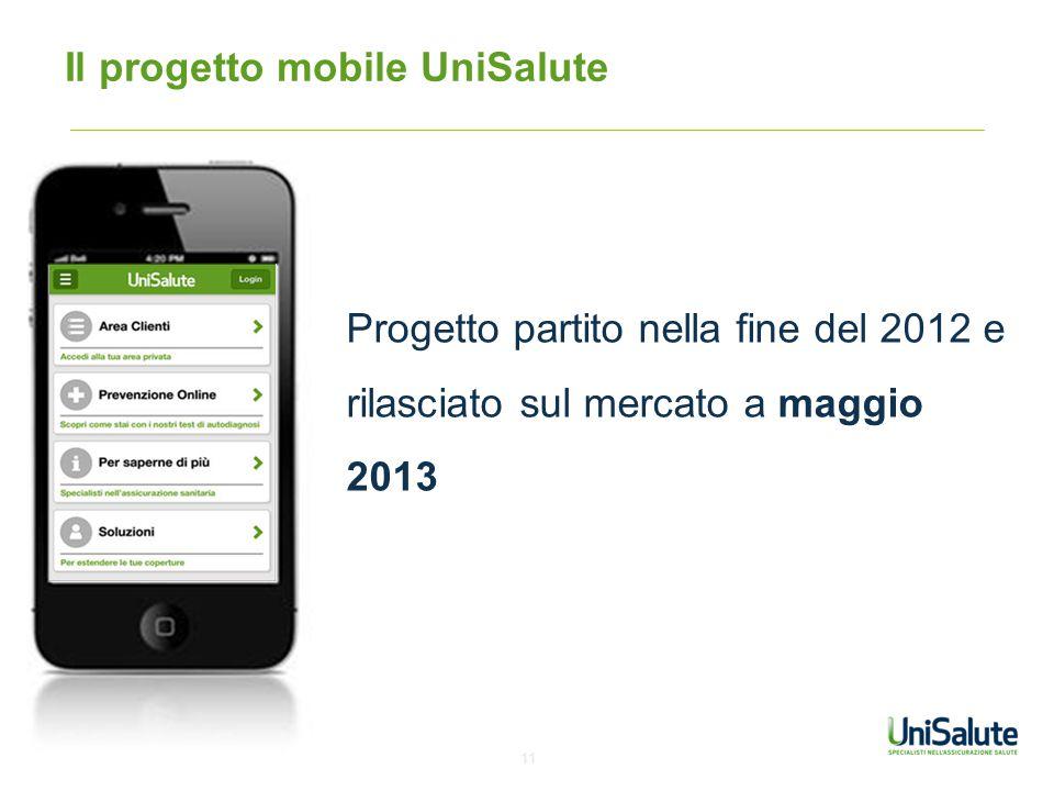 Il progetto mobile UniSalute