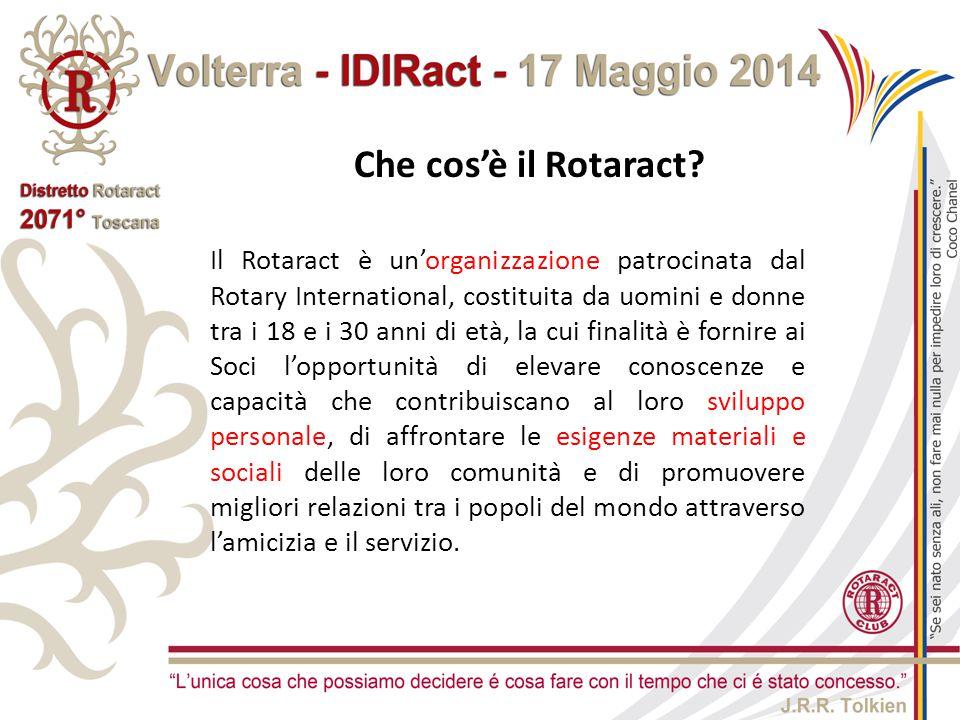 Che cos'è il Rotaract