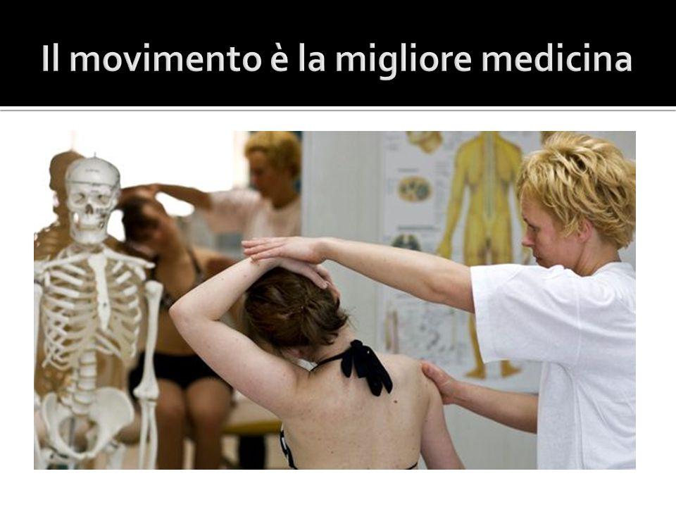 Il movimento è la migliore medicina