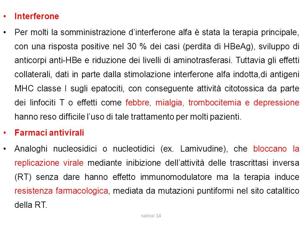 Interferone