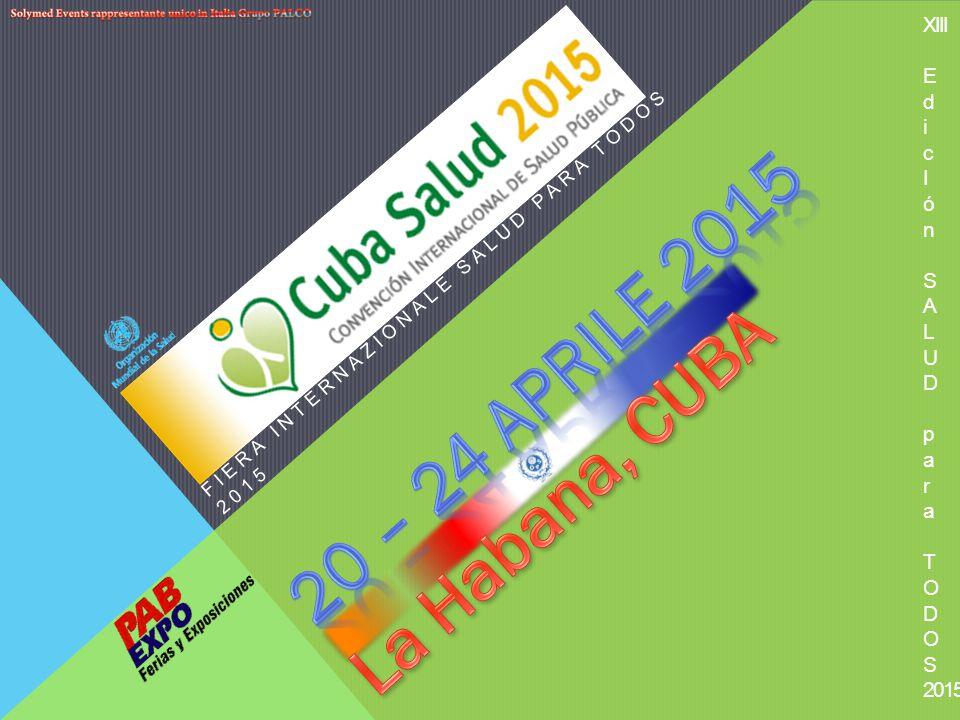 FIERA INTERNAZIONALE SALUD PARA TODOS 2015