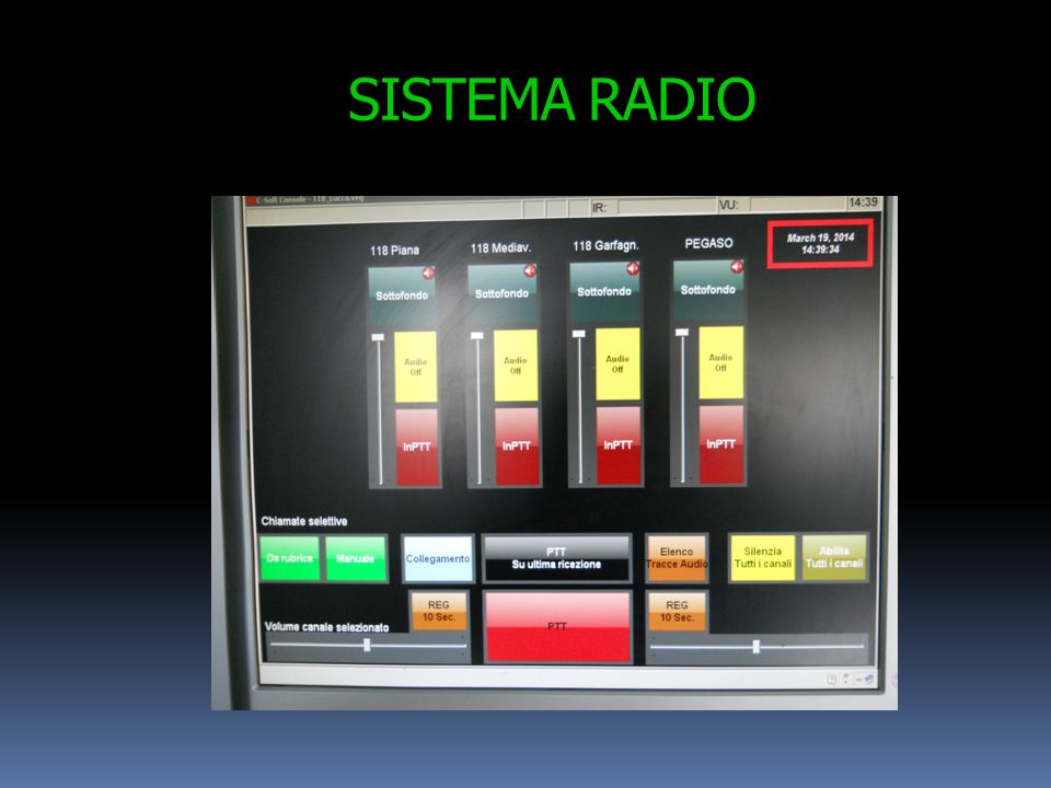 SISTEMA RADIO
