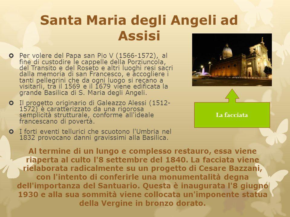 Santa Maria degli Angeli ad Assisi