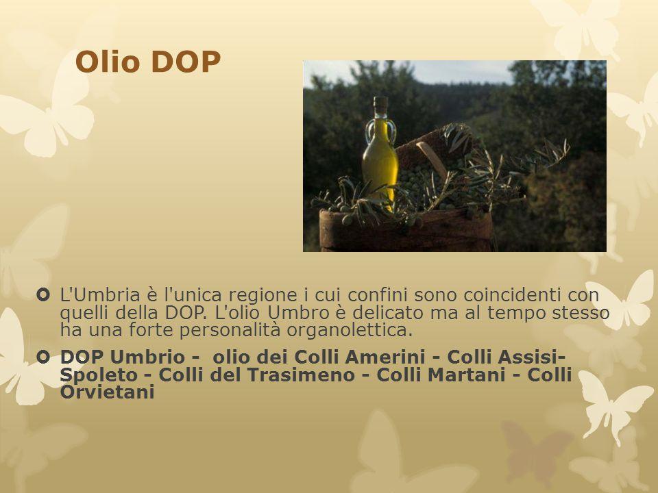 Olio DOP