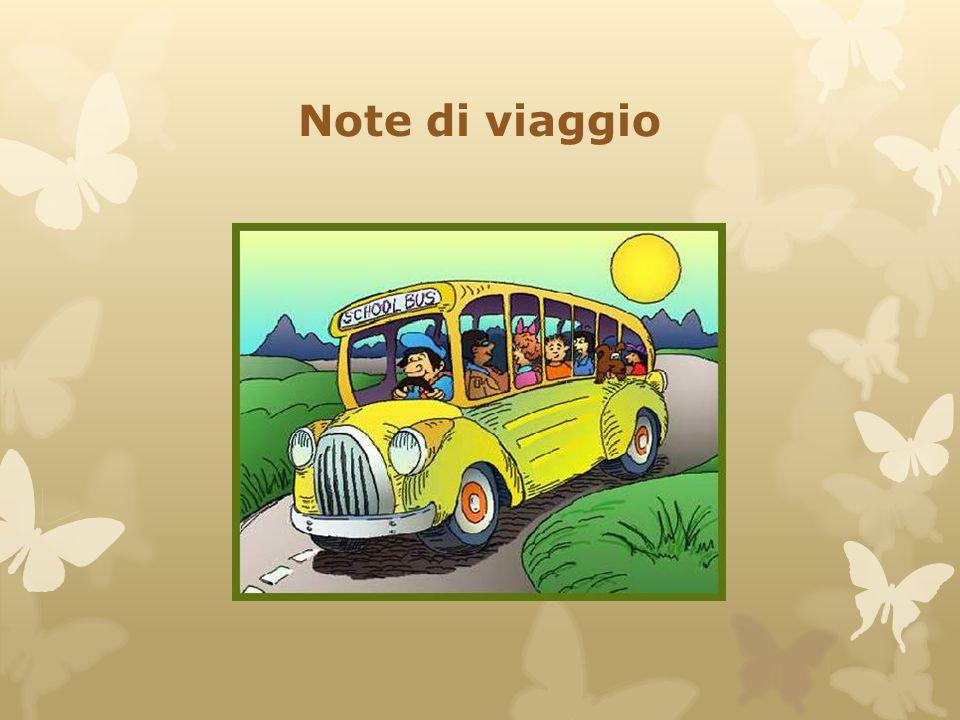 Note di viaggio