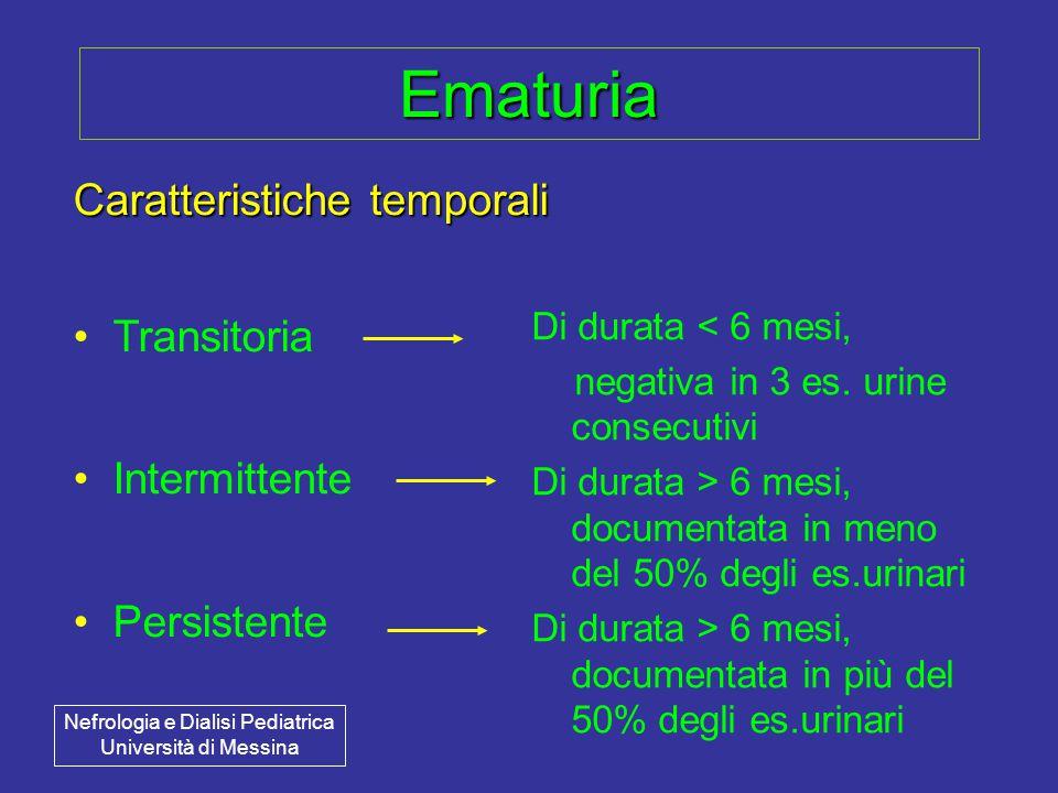 Nefrologia e Dialisi Pediatrica