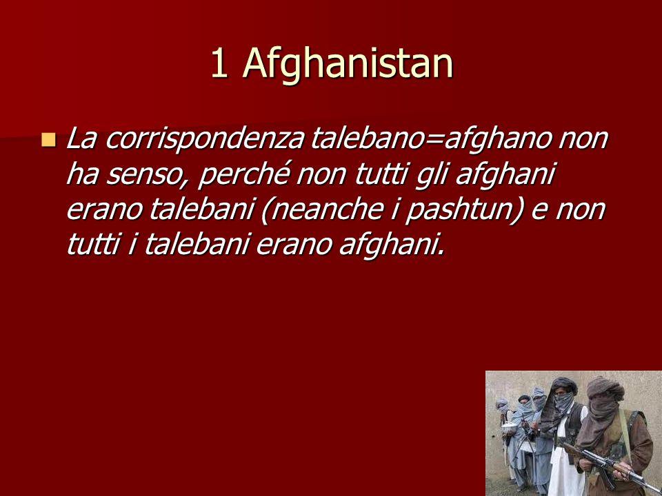 1 Afghanistan