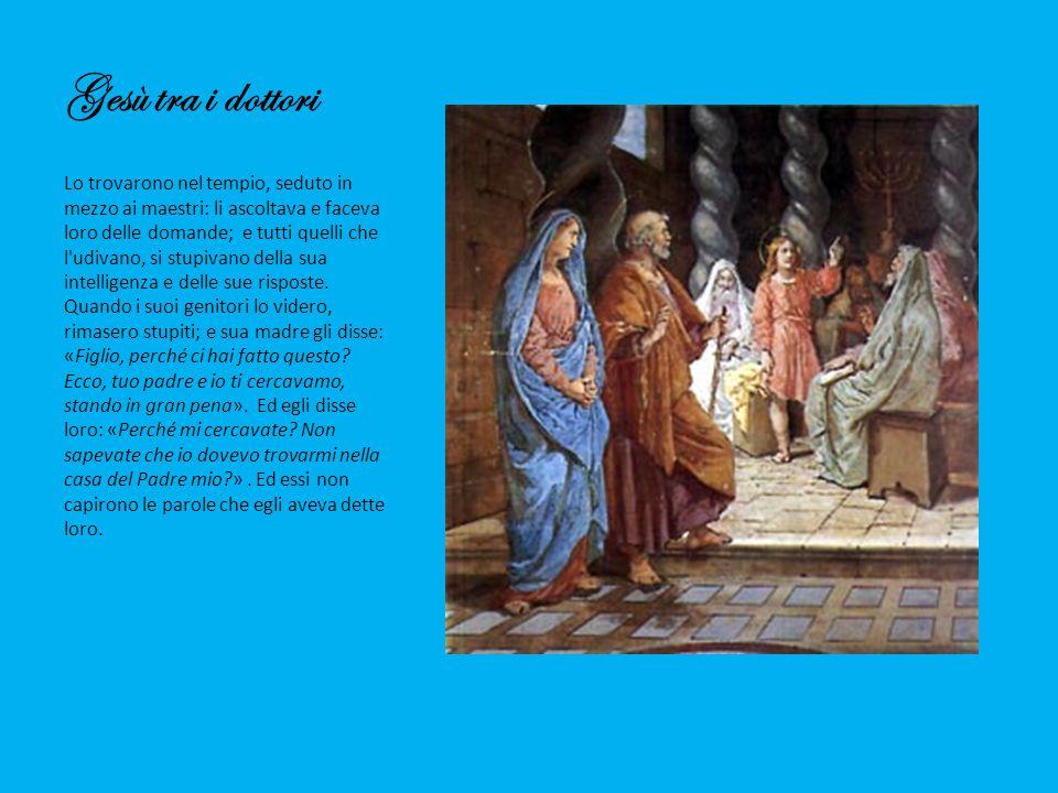 Gesù tra i dottori